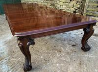 Very Large Victorian Extending Dining Table in Mahogany (2 of 17)