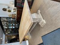 Large Wide Oak Refectory Table (12 of 13)