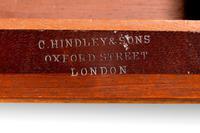 19th Century Mahogany Library / Writing Table (6 of 6)