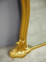 Victorian Giltwood Overmantel Mirror by John Taylor & Son (5 of 13)