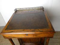 Fine English Regency Davenport Desk (10 of 14)