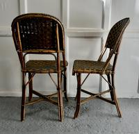 Pair of Endell Woven Cane Bentwood Chairs (2 of 6)