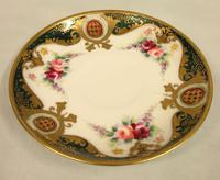 Noritake Porcelain Trio Cup Saucer & Plate (4 of 8)