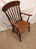 Victorian Windsor Kitchen Carver Chair (2 of 2)