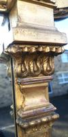 Large Impressive 19th Century Gilt Overmantle Mirror by C Nossotti (12 of 16)