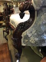 Victorian Mahogany Sofa (9 of 10)