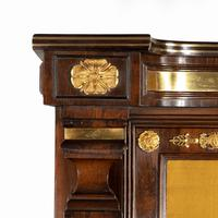 Pair of Regency Brass Inlaid Rosewood Side Cabinets (5 of 17)