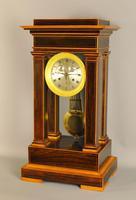 Precision Table Regulator Clock with calendar (10 of 11)