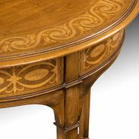 Very Fine Quality Early 20th Century Mahogany Centre Table (3 of 5)