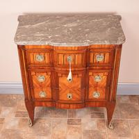 Continental 3 Drawer Commode Chest of Drawers (10 of 13)