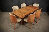 Art Deco Epstein 6 Seat Dining Table & Chairs Suite (8 of 22)