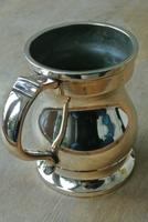 Gaskell & Chambers Antique Bell Metal Baluster Measures 1/2 Pint (4 of 5)
