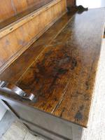 Neat 18th Century Oak Dresser (8 of 10)