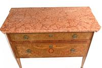 Swedish Chest of Drawers Antique Neo Classical Commode (6 of 11)