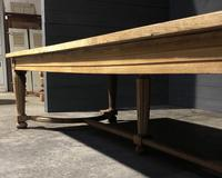 Huge Oak Table from the Bank of France (7 of 21)