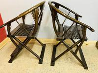 Oriental Folding Armchairs (12 of 19)