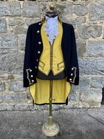 Late Victorian English Country House Footman's Uniform (2 of 11)