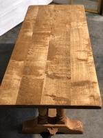 French Refectory Farmhouse Dining Table (5 of 14)