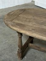 Super Rustic French Oval Farmhouse Dining Table (7 of 36)