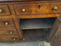 Georgian Welsh Dresser in Oak (9 of 13)