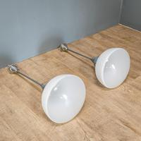 Pair of Art Deco Opaline Lights (7 of 7)