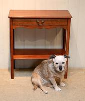 Mahogany Side Table (7 of 8)
