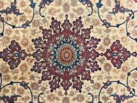 Vintage Isfahan Rug (9 of 10)