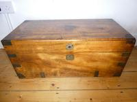 19thc Campaign Camphor Trunk (7 of 7)
