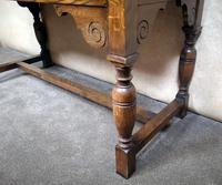 Golden Oak Cocktail Cabinet / Sideboard (6 of 8)