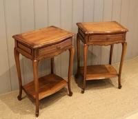 Pair of French Cherrywood Tables (9 of 11)