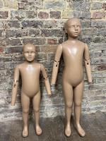 Vintage Large Child Mannequin (2 of 2)