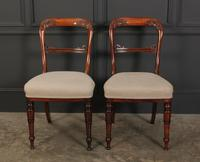 Pair of William IV Rosewood Chairs (3 of 13)