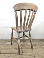 Four 19th Century Farmhouse Kitchen Chairs (12 of 12)