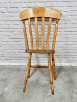 Set of 8 Antique Windsor Kitchen Chairs (4 of 6)