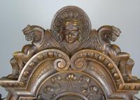 Outstanding Italian Walnut Savonarola Chair (4 of 12)