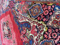 Vintage Sarouk Rug (9 of 10)