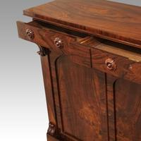 William IV Rosewood Chiffonier Sideboard (5 of 7)