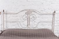 Pretty king size forged iron bed (7 of 7)