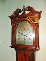 Scottish Georgian Mahogany Longcase Clock (10 of 10)
