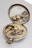 Antique Swiss Silver Pocket Watch (4 of 5)