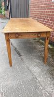French Fruitwood Kitchen Dining Table (4 of 15)