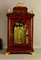 SuperiorMahogany Verge Repeating Bracket Clock - Eley, London (6 of 9)
