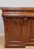 Antique Victorian Mahogany Chiffonier Sideboard Server (4 of 14)
