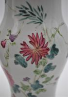Concentric Pair of Chinese Famille Rose Vases (5 of 6)