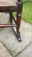 Good 19th Century Child's Rocking Chair (4 of 6)