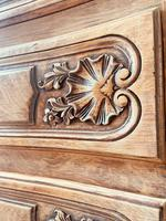 French Antique Sideboard / Louis XV Style Sideboard / Antique Oak Buffet (8 of 9)