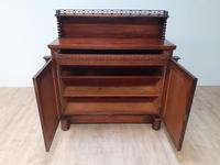 Victorian rosewood chiffonier (5 of 6)