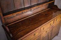 Good 18th Century Oak Dresser (5 of 11)