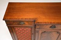 Regency Style Mahogany Grill Front Sideboard (9 of 12)