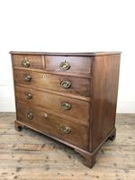 18th Century Mahogany Chest of Drawers (8 of 11)